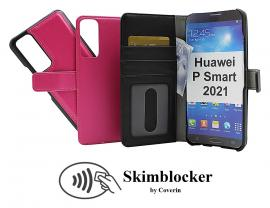 CoverIn Skimblocker Magneettikotelo Huawei P Smart 2021