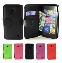 billigamobilskydd.se Lompakkokotelot Nokia Lumia 630/635