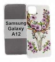 billigamobilskydd.se TPU-Designkotelo Samsung Galaxy A12 (A125F/DS)