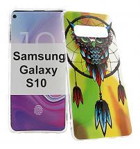 billigamobilskydd.se TPU-Designkotelo Samsung Galaxy S10 (G973F)