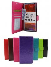 billigamobilskydd.se Crazy Horse Lompakko Xiaomi Mi 10 / Xiaomi Mi 10 Pro