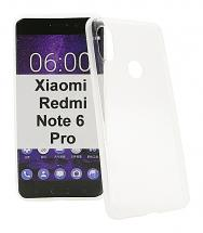 billigamobilskydd.se Ultra Thin TPU Kotelo Xiaomi Redmi Note 6 Pro