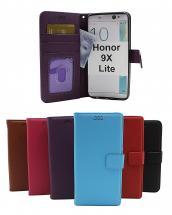 billigamobilskydd.se New Jalusta Lompakkokotelo Huawei Honor 9X Lite