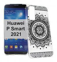 billigamobilskydd.se TPU-Designkotelo Huawei P Smart 2021