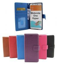 billigamobilskydd.se New Jalusta Lompakkokotelo Motorola One Hyper