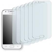 billigamobilskydd.se Kuuden kappaleen näytönsuojakalvopakett Samsung Galaxy J1 (SM-J100H)