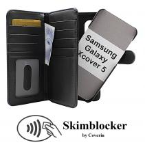 CoverIn Skimblocker XL Magnet Wallet Samsung Galaxy Xcover 5 (SM-G525F)