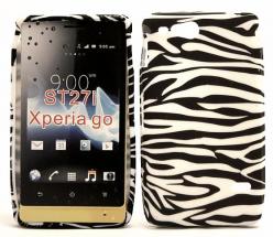 billigamobilskydd.se TPU Designcover Sony Xperia Go (st27i)