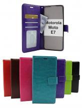 billigamobilskydd.se Crazy Horse Lompakko Motorola Moto E7