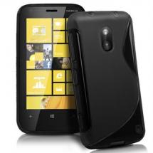 billigamobilskydd.se S-Line TPU-muovikotelo Nokia Lumia 620