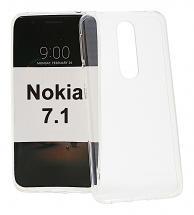 billigamobilskydd.se Ultra Thin TPU Kotelo Nokia 7.1