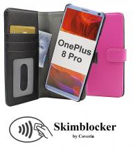 CoverIn Skimblocker Magneettikotelo OnePlus 8 Pro
