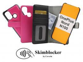 CoverIn Skimblocker Magneettikotelo OnePlus Nord N100