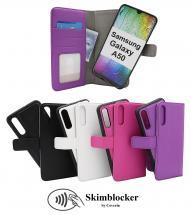 billigamobilskydd.se Skimblocker Magneettikotelo Samsung Galaxy A50 (A505FN/DS)