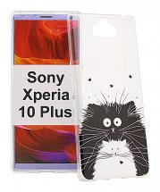 billigamobilskydd.se TPU-Designkotelo Sony Xperia 10 Plus