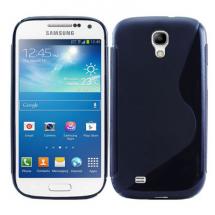 billigamobilskydd.se S-Line TPU-muovikotelo Samsung Galaxy S4 Mini (i9195/i9190)
