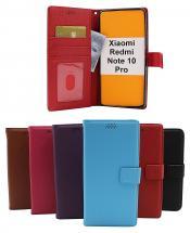 billigamobilskydd.se New Jalusta Lompakkokotelo Xiaomi Redmi Note 10 Pro