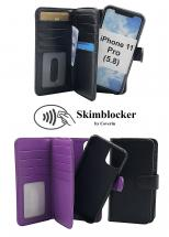 billigamobilskydd.se Skimblocker XL Magnet Wallet iPhone 11 Pro (5.8)