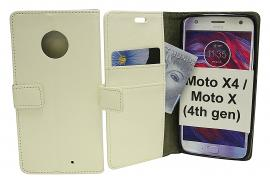 billigamobilskydd.se Jalusta Lompakkokotelo Moto X4 / Moto X (4th gen)