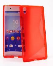 billigamobilskydd.se S-Line TPU-muovikotelo Sony Xperia Z5 (E6653)