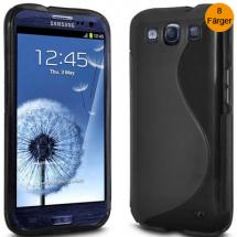 billigamobilskydd.se S-Line TPU-muovikotelo Samsung Galaxy S3 (i9300)