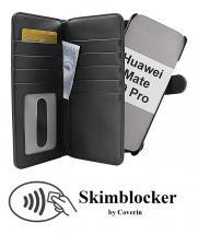 CoverIn Skimblocker XL Magnet Wallet Huawei Mate 40 Pro
