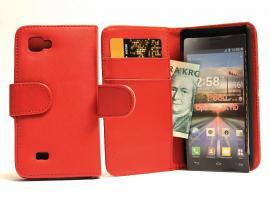 CoverIn Lompakkokotelot LG Optimus 4X HD