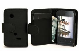 billigamobilskydd.se Lompakkokotelot Sony Xperia Tipo (ST21i)