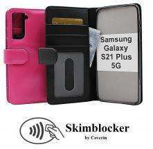 CoverIn Skimblocker Lompakkokotelot Samsung Galaxy S21 Plus 5G (G996B)