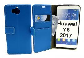 billigamobilskydd.se Jalusta Lompakkokotelo Huawei Y6 2017 (MYA-L41)