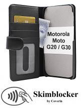 CoverIn Skimblocker Lompakkokotelot Motorola Moto G20 / Moto G30