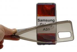 billigamobilskydd.se Ultra Thin TPU Kotelo Samsung Galaxy A51 (A515F/DS)