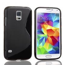 billigamobilskydd.se S-Line TPU-muovikotelo Samsung Galaxy S5 Mini (G800F)