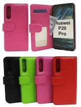 billigamobilskydd.se Lompakkokotelot Huawei P20 Pro