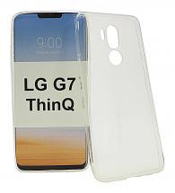 billigamobilskydd.se Ultra Thin TPU Kotelo LG G7 ThinQ (G710M)