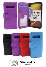 billigamobilskydd.se Skimblocker Lompakkokotelot Samsung Galaxy S10 (G973F)