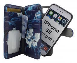 CoverIn Skimblocker XL Magnet Designwallet iPhone SE (2nd Generation)