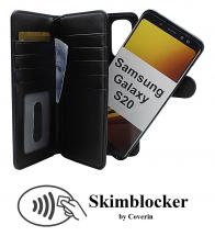 CoverIn Skimblocker XL Magnet Wallet Samsung Galaxy S20 (G980F)