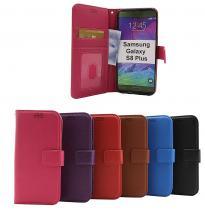 billigamobilskydd.se New Jalusta Lompakkokotelo Samsung Galaxy S8 Plus (G955F)