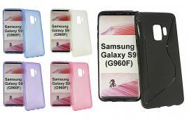 billigamobilskydd.se S-Line TPU-muovikotelo Samsung Galaxy S9 (G960F)
