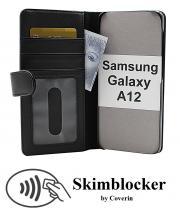 CoverIn Skimblocker Lompakkokotelot Samsung Galaxy A12