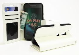 billigamobilskydd.se Crazy Horse Lompakko Lenovo Motorola Moto G4 Play