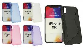 billigamobilskydd.se S-Line TPU-muovikotelo iPhone XR