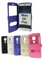 billigamobilskydd.se Flipcase Motorola Moto G6 Play