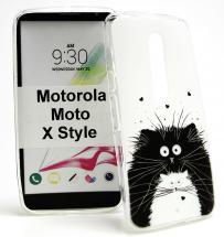 billigamobilskydd.se TPU-Designkotelo Motorola Moto X Style