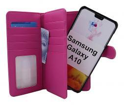 billigamobilskydd.se Skimblocker XL Magnet Wallet Samsung Galaxy A10 (A105F/DS)