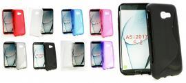 billigamobilskydd.se S-Line TPU-muovikotelo Samsung Galaxy A5 2017 (A520F)