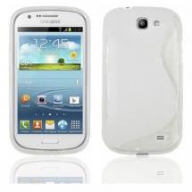 billigamobilskydd.se S-Line TPU-muovikotelo Samsung Galaxy Express (i8730)