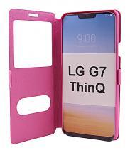 billigamobilskydd.se Flipcase LG G7 ThinQ (G710M)