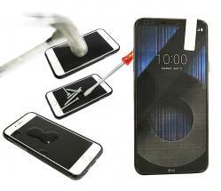 billigamobilskydd.se Näytönsuoja karkaistusta lasista LG Q6 (M700N)